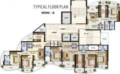 3BHK Design Package with Economic Budget for Heaven Plaza